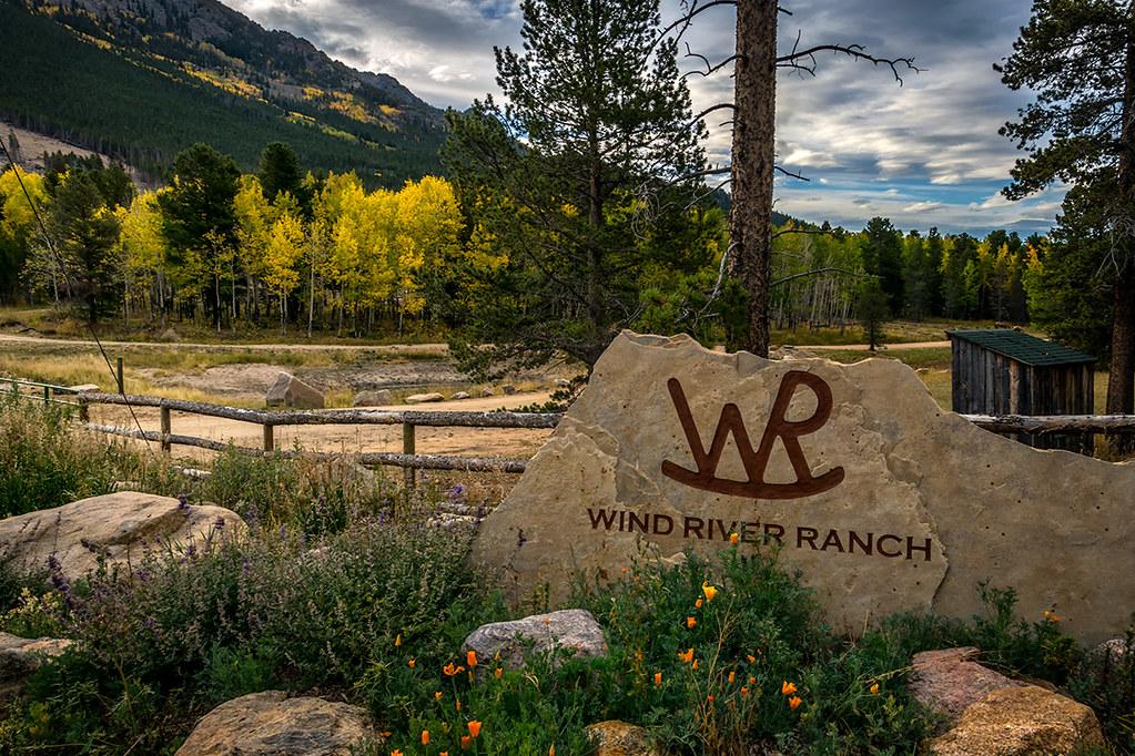 Wind River Ranch: Larimer County, Colorado