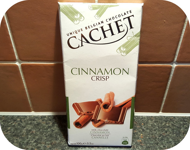 Cachet Cinnamon Crisp