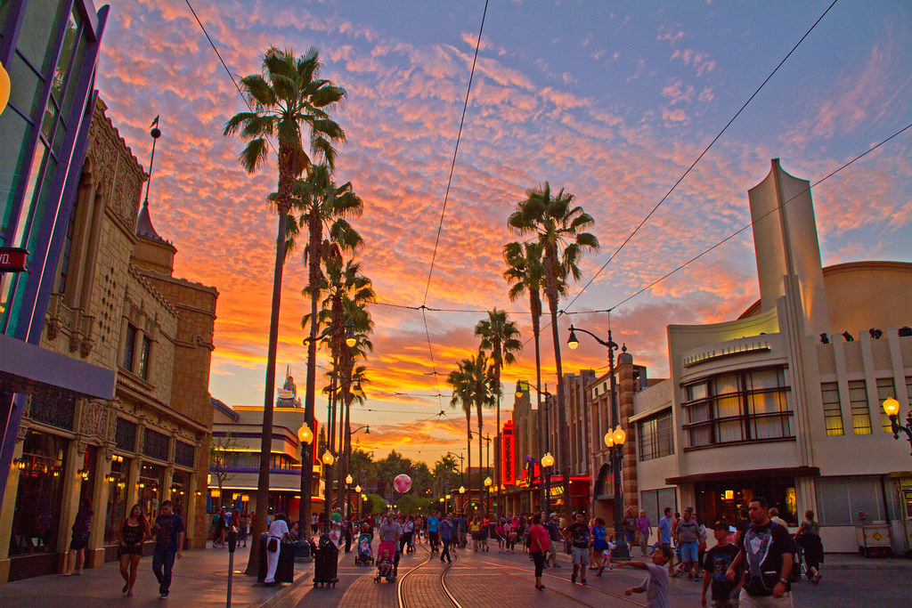 Disney Long Beach Ca