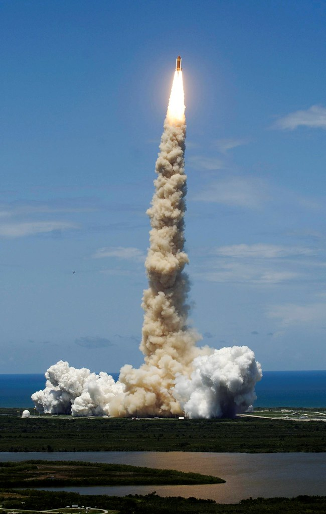 space shuttle launch july 4 2006 - photo #15