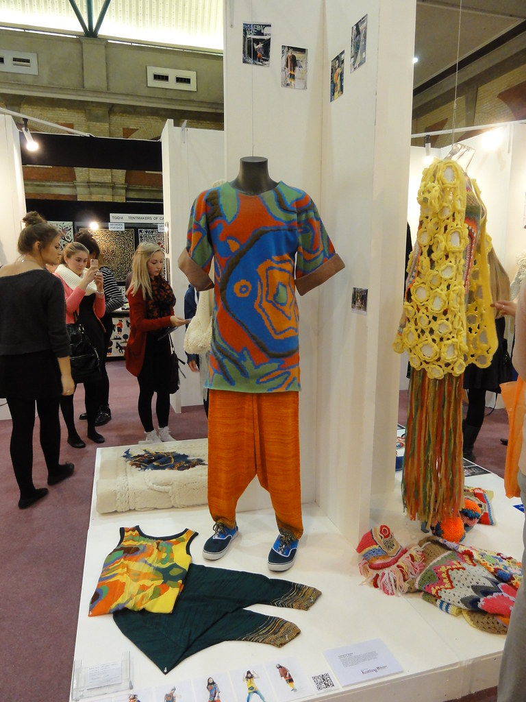 Knit And Stitch Show Alexandra Palace 2017 : Knitting and Stitching Show, Alexandra Palace, London Flickr