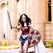 Warrior Wonder Woman