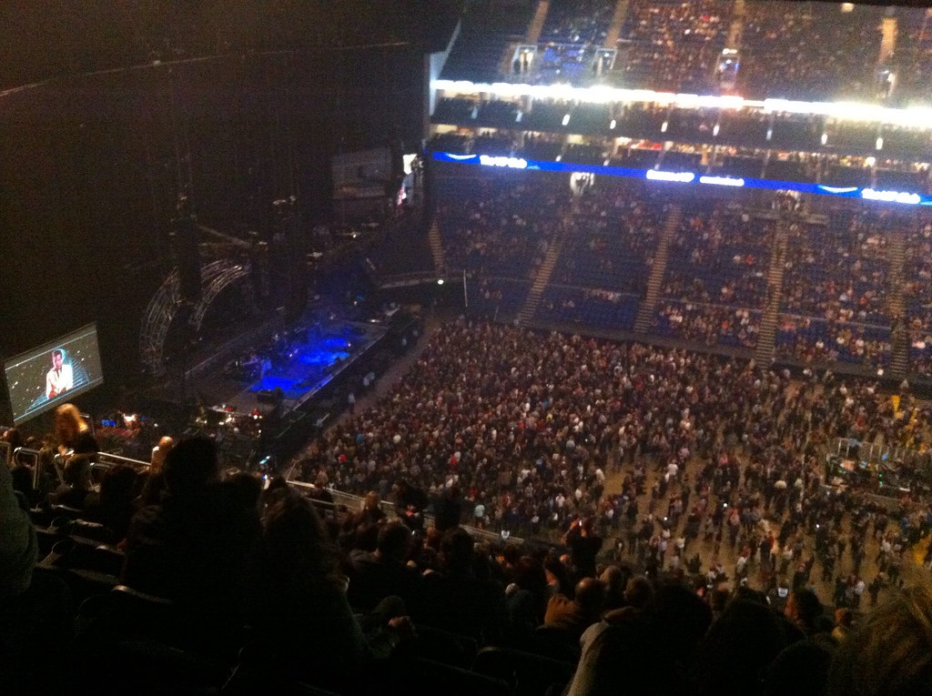 Arena Concerts Concert The o2 Arena