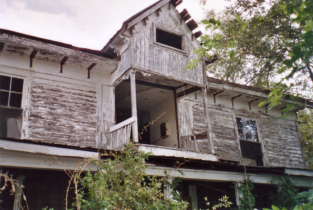 Old House In Jacksonville Al To Be Torn Down Soon