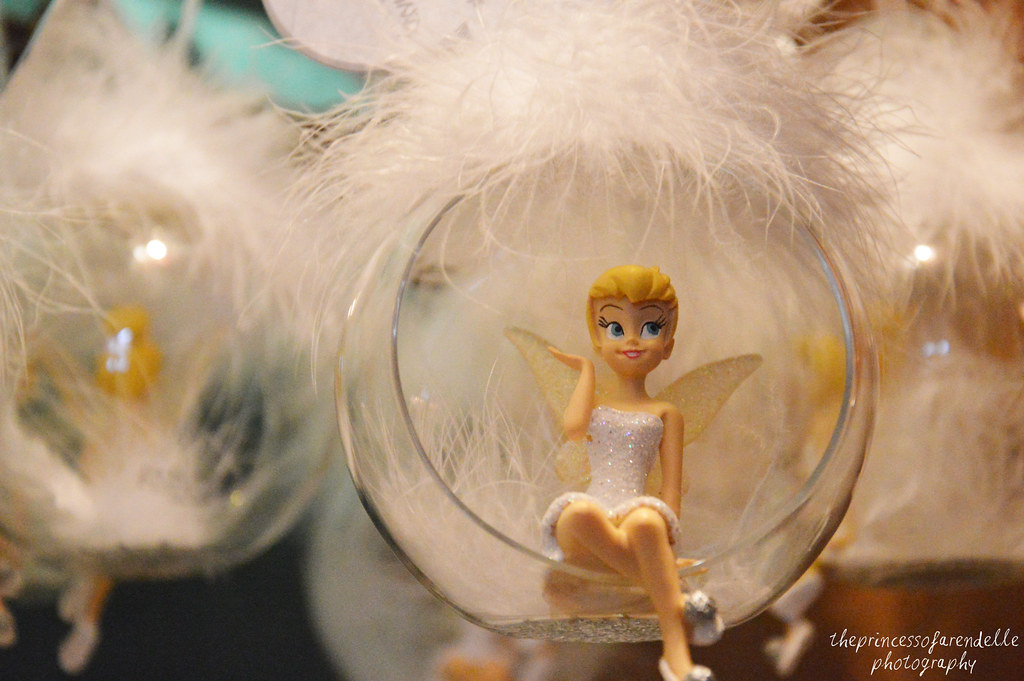 Tinkerbell ornament | Please do not share my photo's without ...