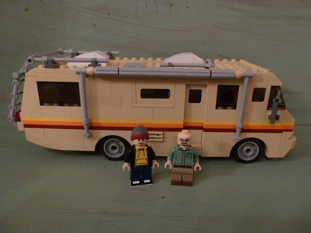 Lego Breaking Bad Rv This Is My Brand New Rv From