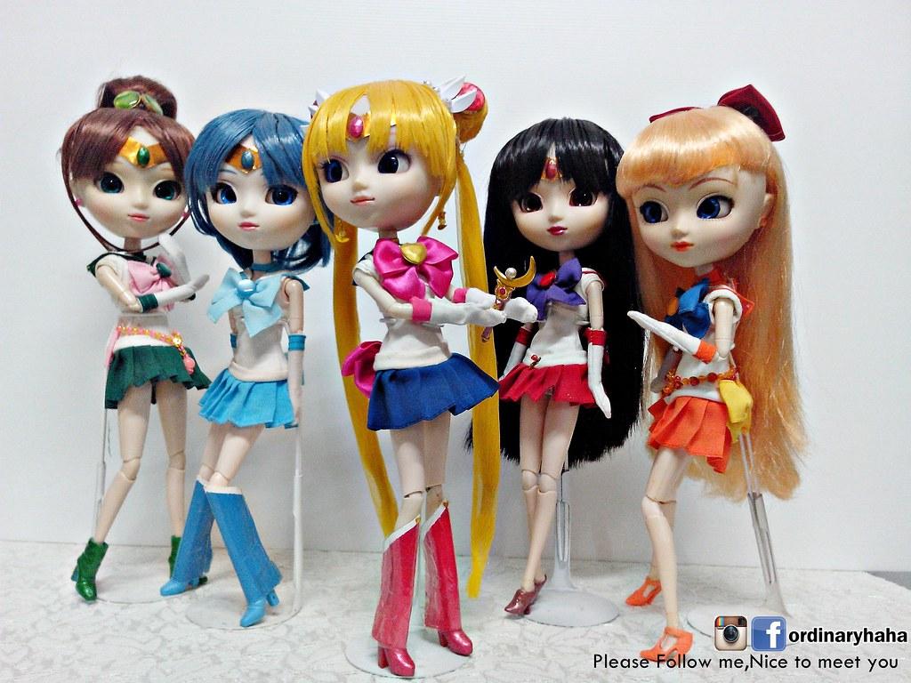 Pullip Dolls Sailor Moon Sailor Moon Pullip Doll