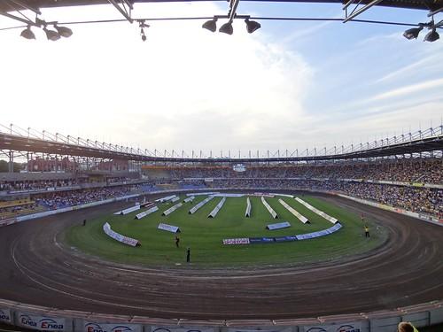 """Speedway: KS Stal Gorzów/ Wielkopolski v CKM """"KantorOnline Włókniarz"""" Częstochowa"""
