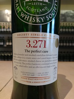 SMWS 3.271 - The perfect cure