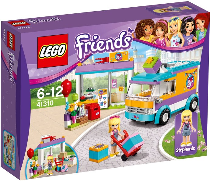 LEGO Friends 2017 - Heartlake Gift Delivery (41310)