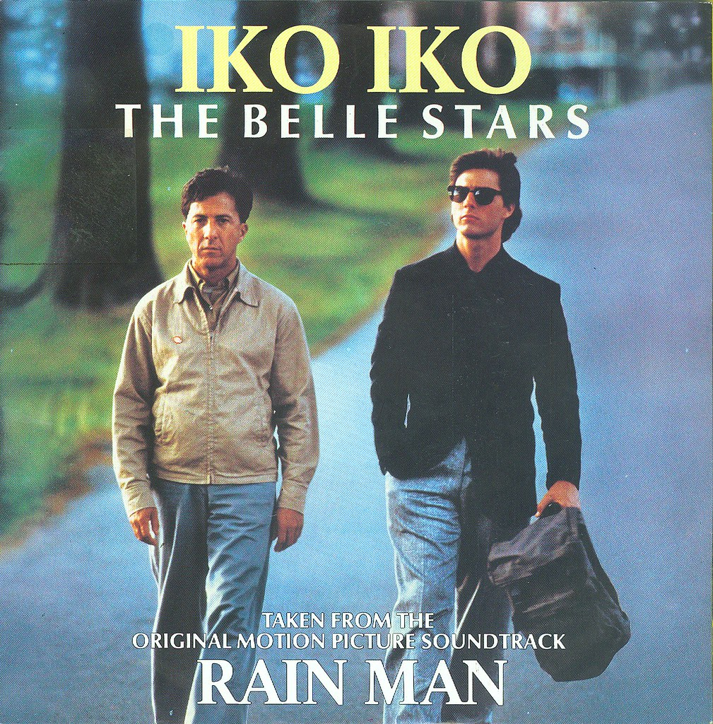 Rain Man - Soundtrack ... Tom Cruise