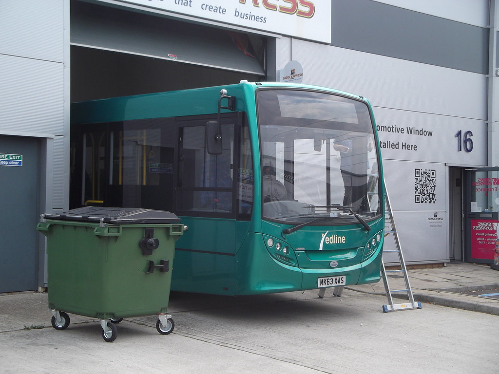 Redline Buses Mk63 Xas Redline Buses Mk63 Xas Is Seen At