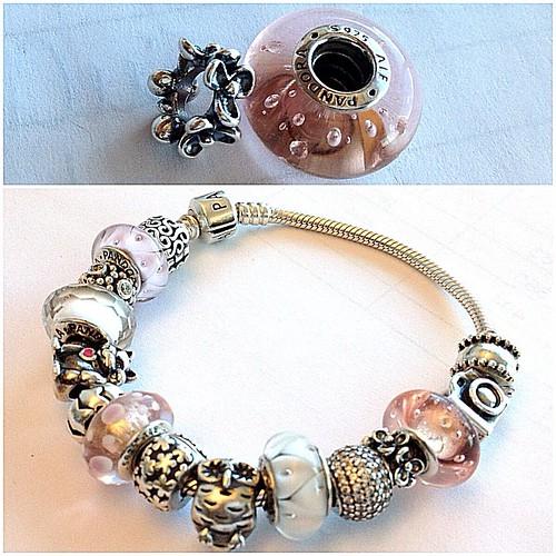 braceletes pandora