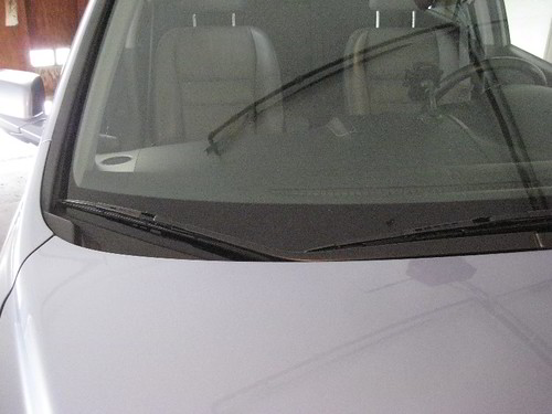 honda cr  suv front windshield window wiper arms replacing wiper blades flickr
