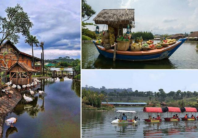 11 Floating market via Dennie, Ramon, Nicholasac