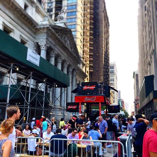 2015 Big Apple BBQ in Madison Square Park (3)