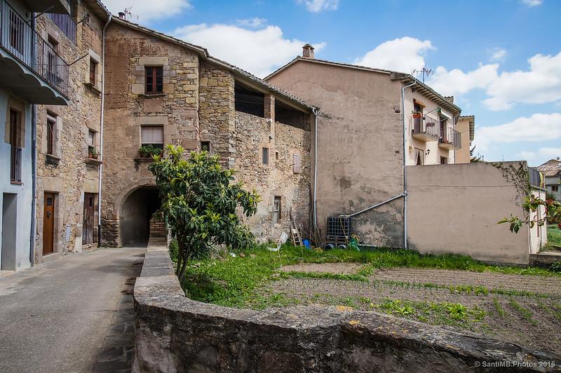Plaça d'Antoni Canellas d'Alpens