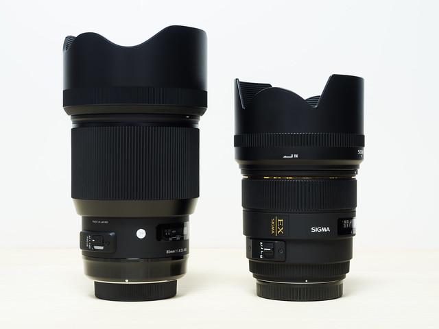 20161117_04_SIGMA 85mm F1.4 DG HSM A016 & 85mm F1.4 EX DG HSM