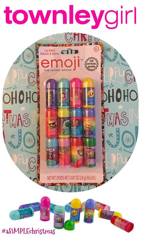 emoji lip balm