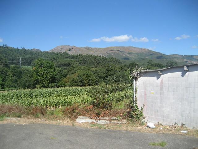 Inicio del PR-G 146 Ruta Ambiental Castelo de Vitres
