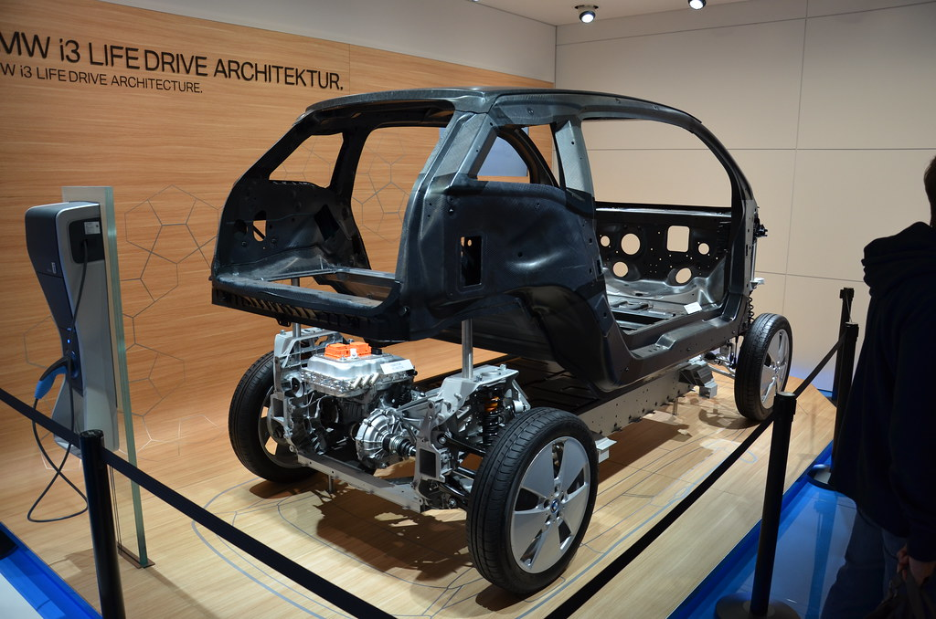 Bmw I3 Carbon Chassis Andy Bb Flickr