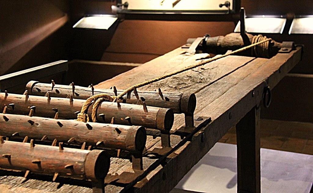 Stretching Table Torture Museum Nikolas Moya Flickr