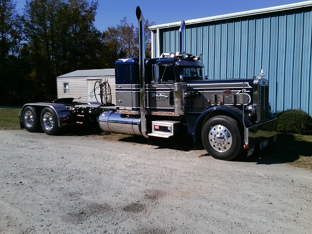 1957 peterbilt 351 rebuilt i received an email from for Narrow windows for sale