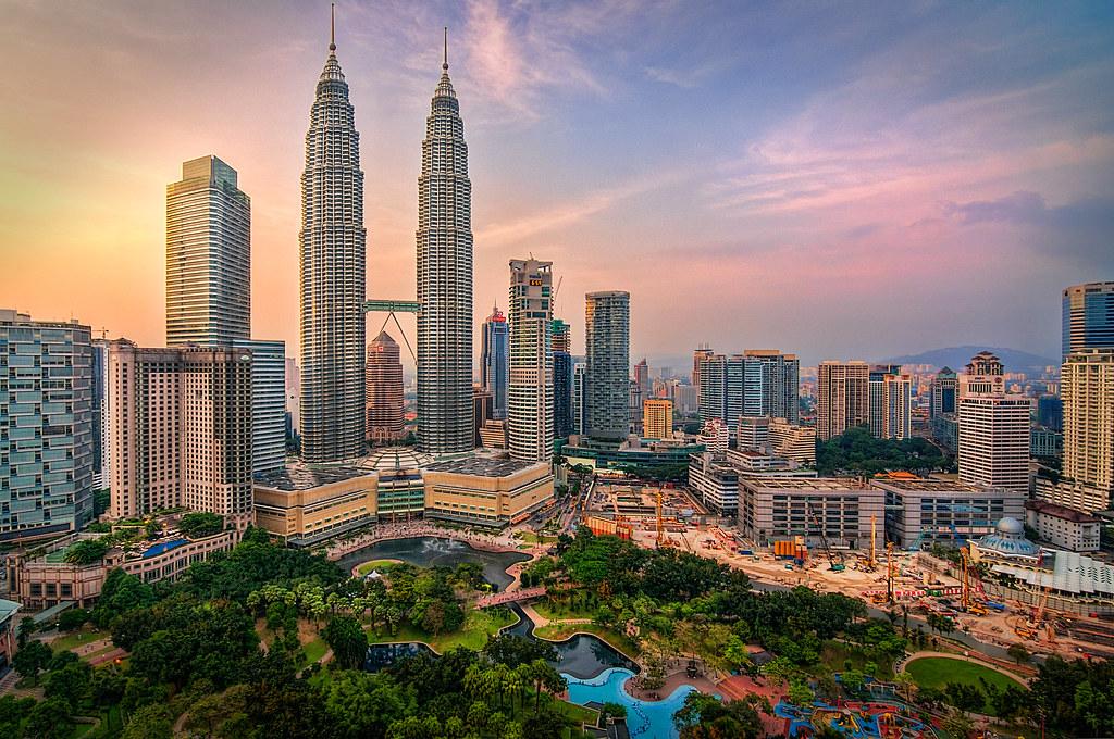 Kuala Lumpur Hotel with View of Petronas Towers