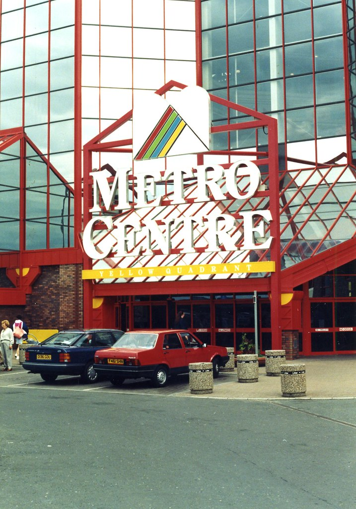 metrocentre gateshead 1990 4 john m berry flickr. Black Bedroom Furniture Sets. Home Design Ideas
