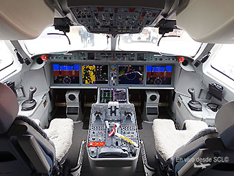 Bombardier CSeries Cockpit (RD)