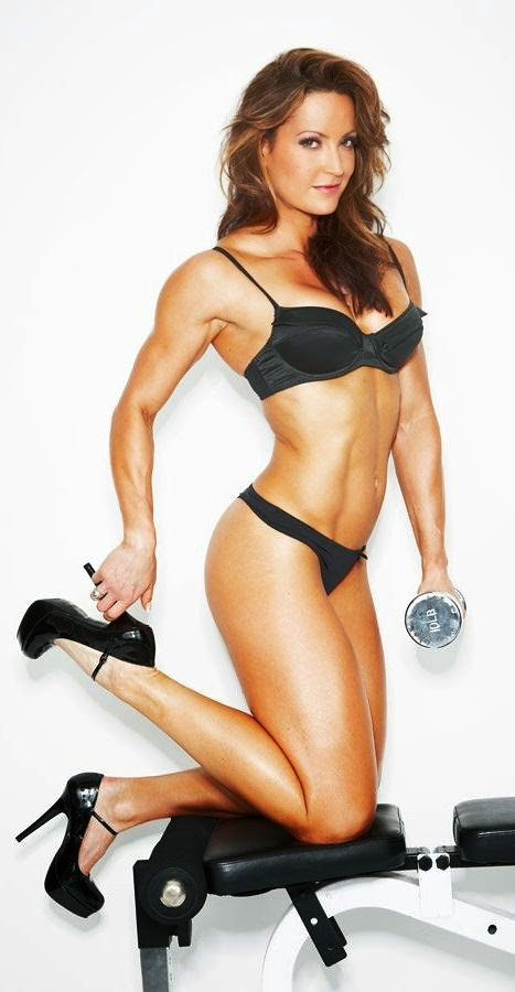 female fitness models take steroids