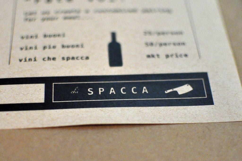 Chi Spacca - Los Angeles