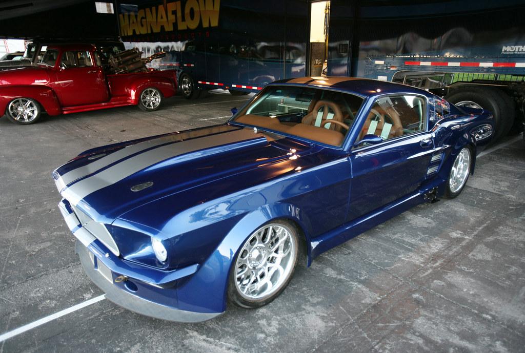 Steve White Vw >> 1966 Mustang Fastback Pro-Touring | SEMA Show 2013. www.pint… | Flickr