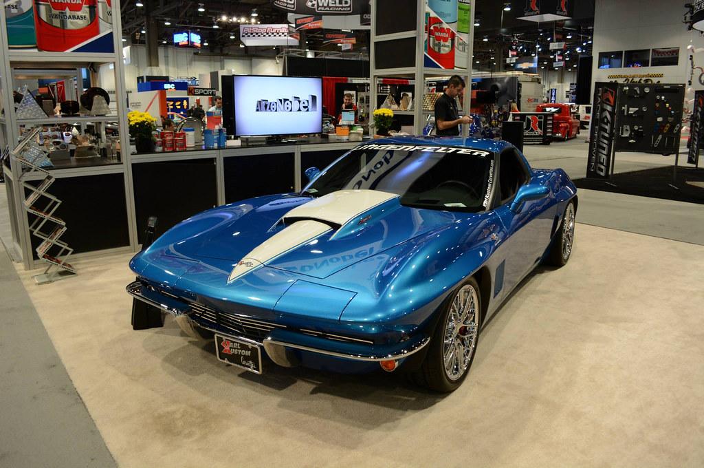 karl kustom lingenfelter corvette sema show 2013 flickr. Cars Review. Best American Auto & Cars Review