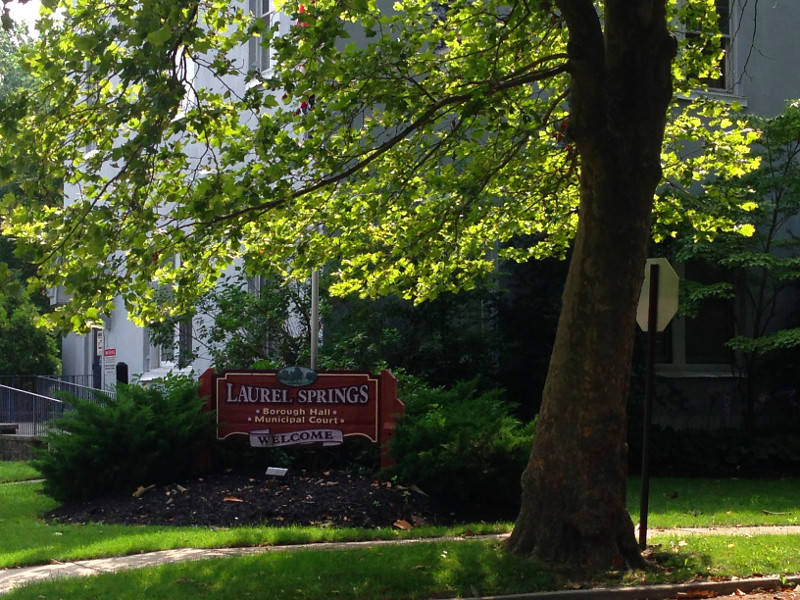 Laurel springs municipal court laurel springs camden for Laurel springs