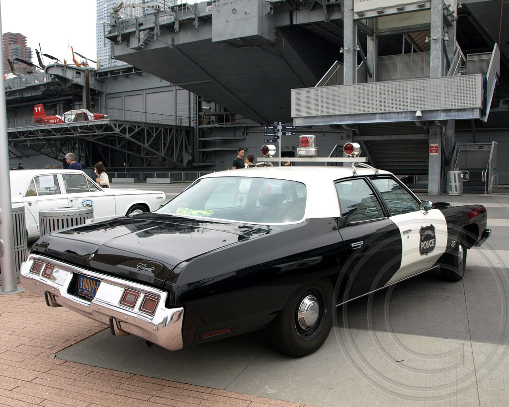 vintage chevrolet norwich police car new york city flickr