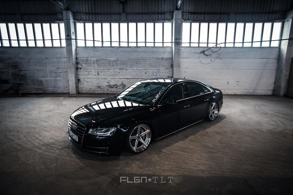 Audi A8 Facelift Flgntlt Com Flickr