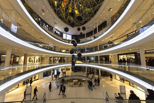 Nouveau centre commercial de beaugrenelle a paris by - Nouveau centre commercial roncq ...