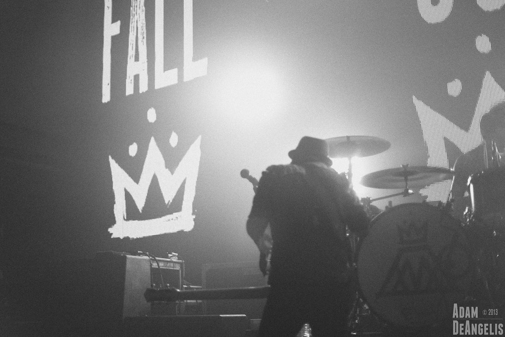 Fall Out Boy   Fall Out Boy: Save Rock and Roll Tour ...
