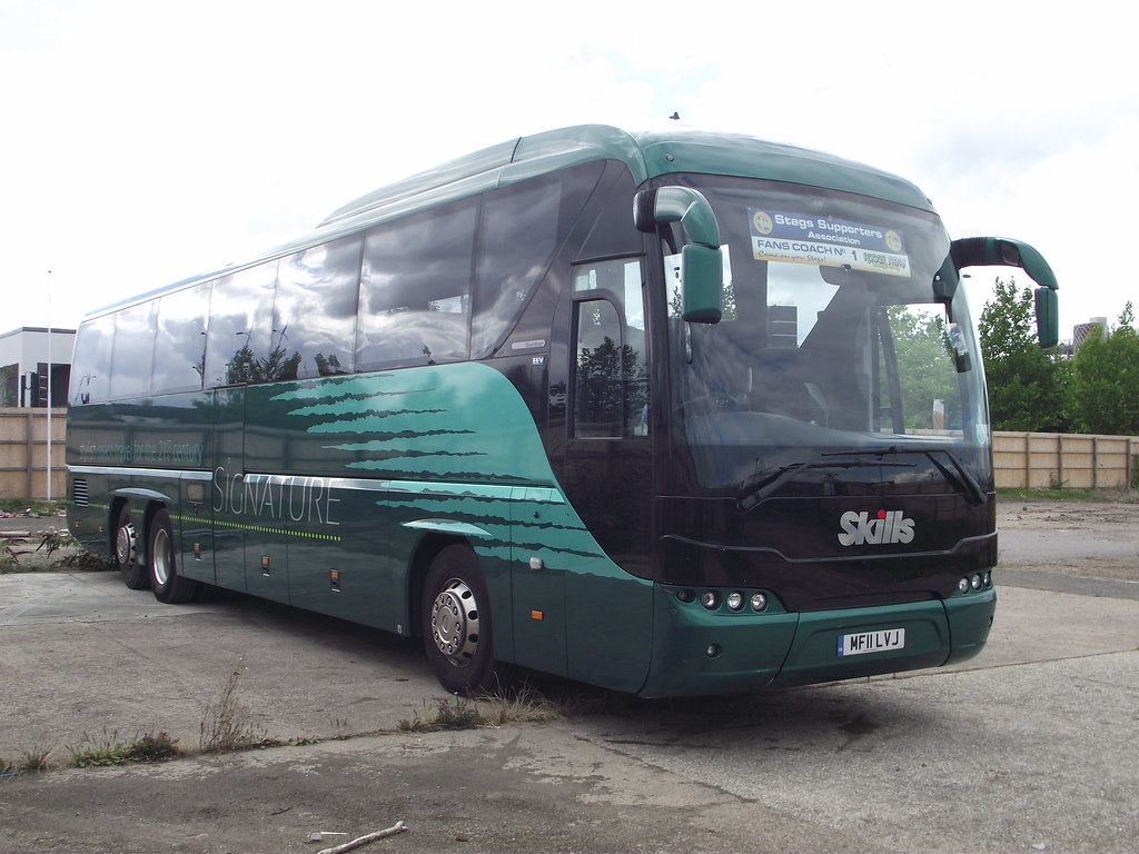 Skills Motor Coaces Neoplan Tourliner Mf11 Lvj Another
