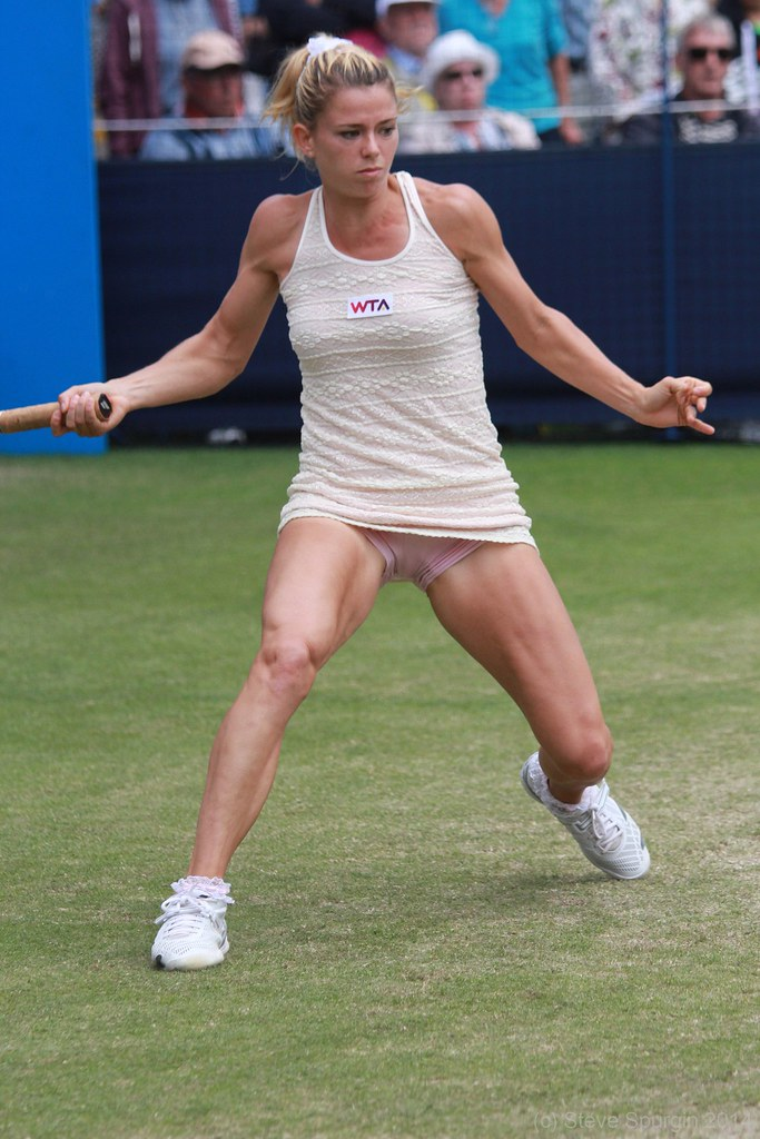 Camila Giorgi At Eastbourne  Steve Spurgin  Flickr-8472