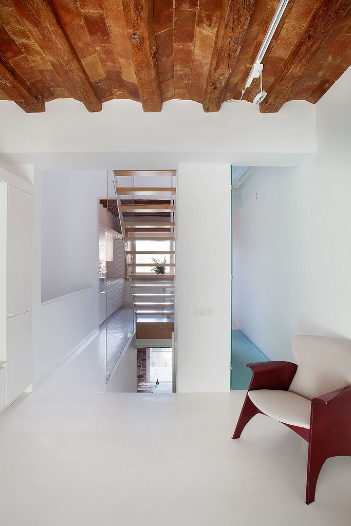 Modern family home for Jesús and Núria by Cabré i Díaz Arquitectes Sundeno_12