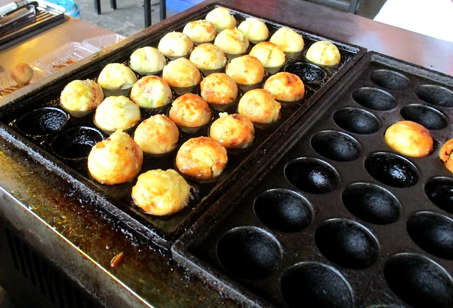 Mak Met takoyaki