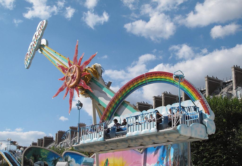 The rainbow f te foraine du jardin des tuileries paris chrisjly flickr - Jardin des tuileries fete foraine ...