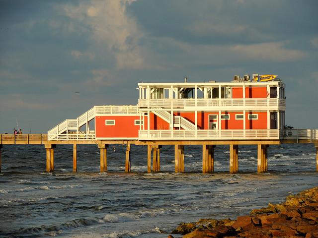 Galveston fishing pier 1 flickr photo sharing for Galveston fishing pier