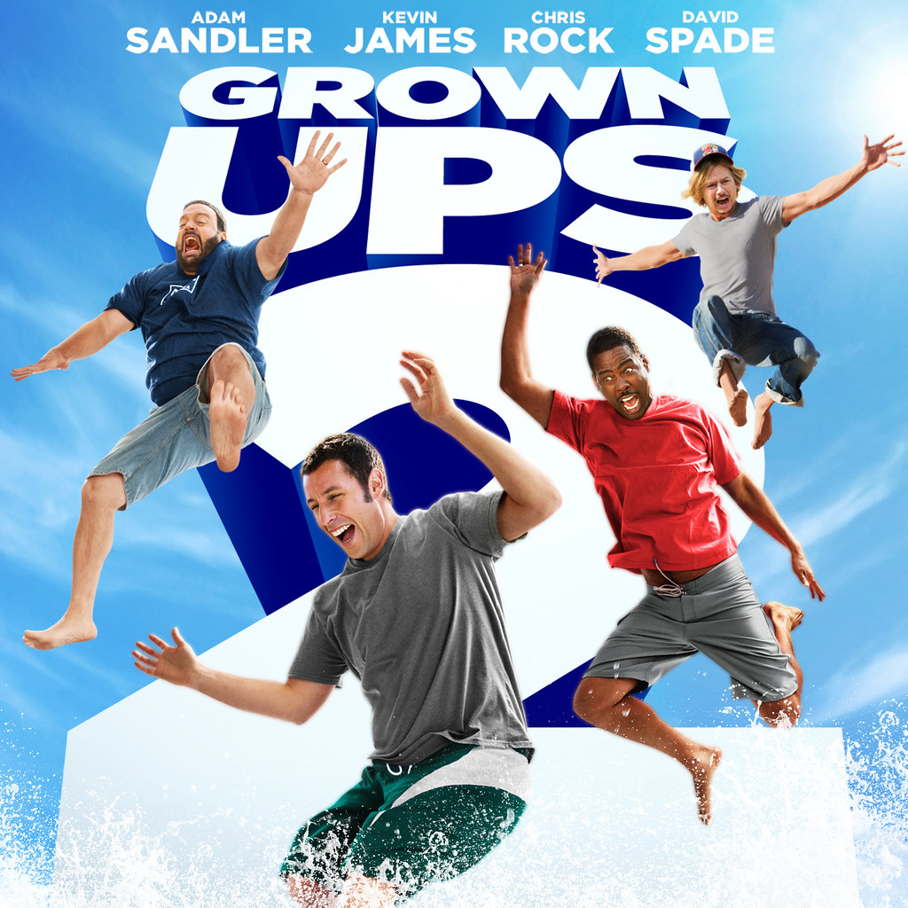 how to watch grown ups 2 for free