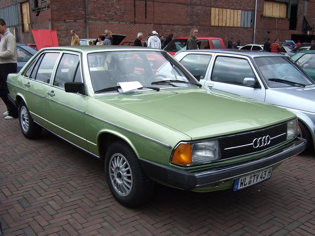 Audi 100 Ls C2 1976 78 Opron Flickr