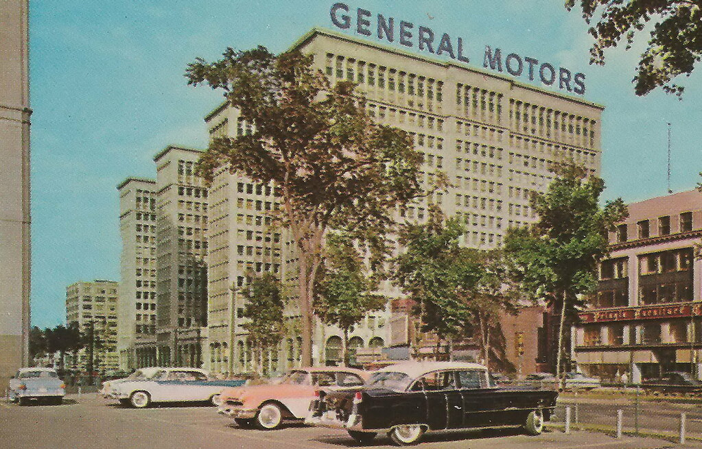 se detroit mi 1950s architect albert kahn created the 1923 flickr. Cars Review. Best American Auto & Cars Review