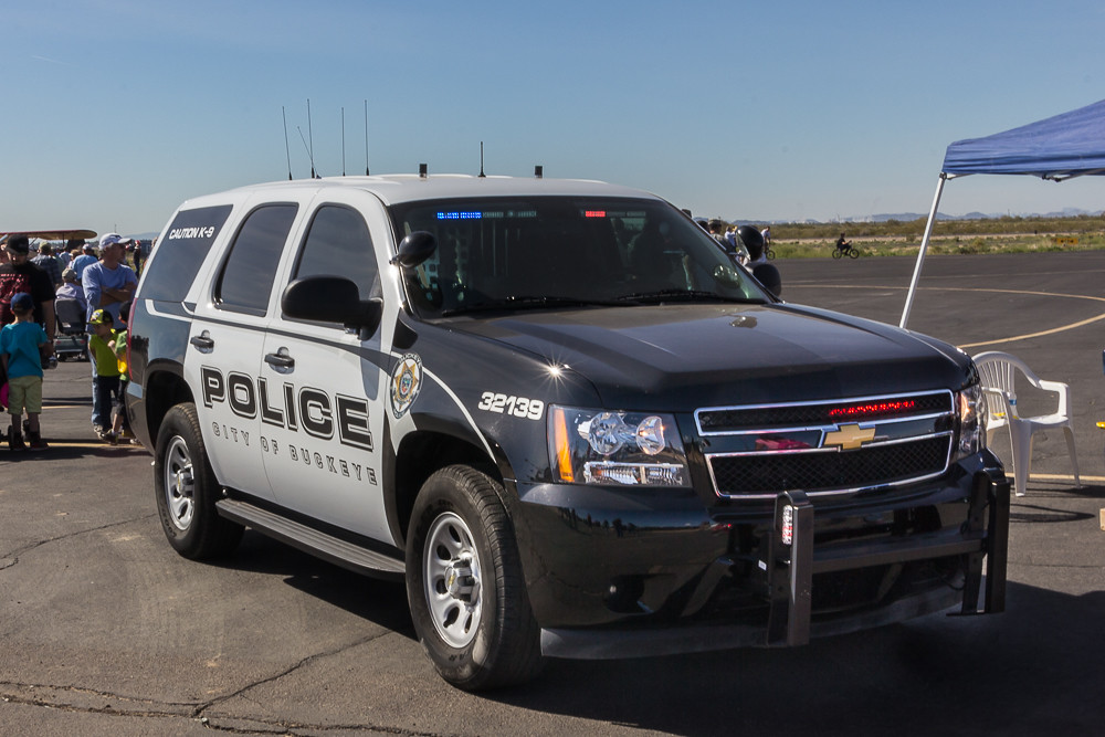 2014 Chevy Tahoe >> City of Buckeye Police K9 Chevy Tahoe | 2014 Buckeye Air Fai… | Flickr