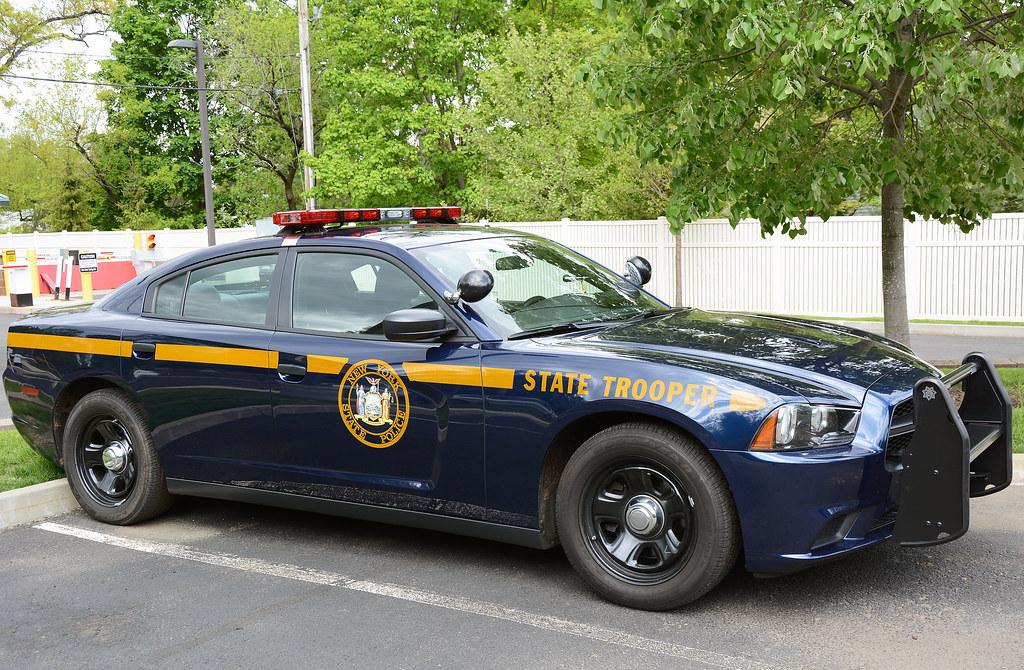 picture of new york state trooper car 3k81 2013 dodge flickr. Black Bedroom Furniture Sets. Home Design Ideas